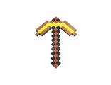 gold pickaxe minecraft - 156×120